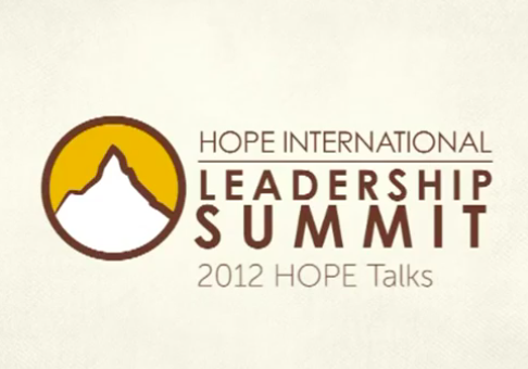2012 Leadership Summit: Lessons in Humility